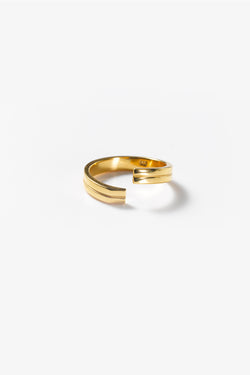 Precision Ring Gold 585, Glanz