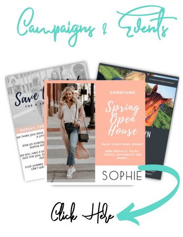 Campaigns & Events