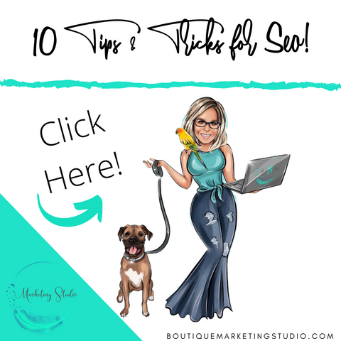 10 Tips & Tricks for SEO! Plus a Free Checklist!