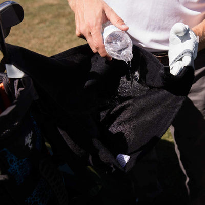 Premium Wet & Dry (2-in-1) Golf Club Towel