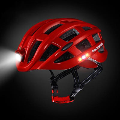 Rockbros™ - Premium Bicycle Helmet With Integrated Lights