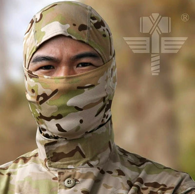 Alpha™ Tactical Face Mask