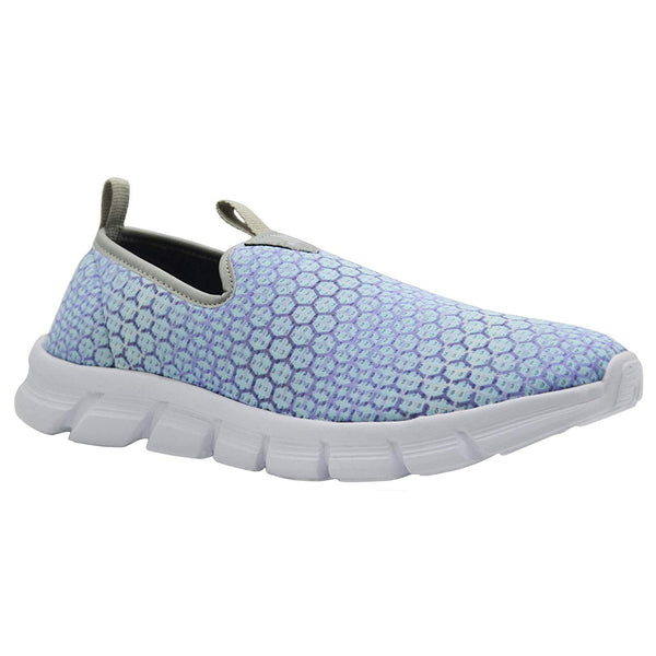 HIVE BLUE - KazarMax Men's Light Blue Lifestyle Walking Shoes/Sneakers