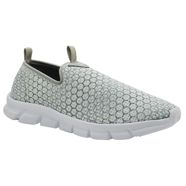 HIVE GREY - KazarMax Men's Grey Lifestyle Walking Shoes/Sneakers