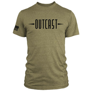 Outcast Watch Co. Clasic Logo T-Shirt