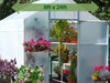 Image of Solexx 8ft x 24ft Garden Master Greenhouse G-524