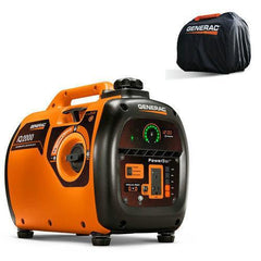 Image of Generac iQ2000 Inverter Generator with Storage Cover Kit (R)
