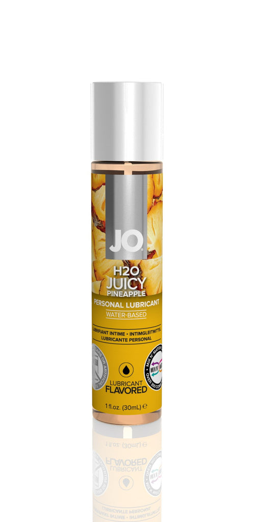 JO H2O Flavored 1 Oz / 30 ml Juicy Pineapple