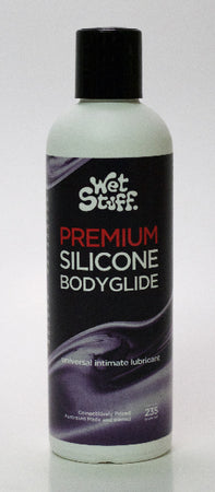 Wet Stuff Premium Silicone Bodyglide Disc Top 235g