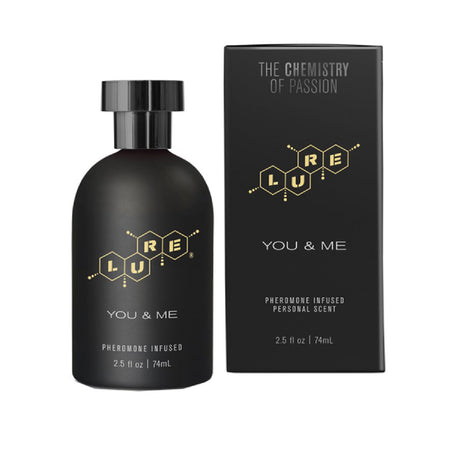 Black Label You & Me - Pheromone Personal Scent