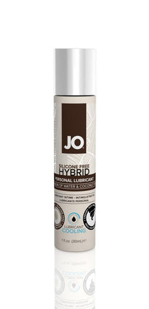 JO Coconut Hybrid Lubricant 1 Oz / 30 ml Cooling