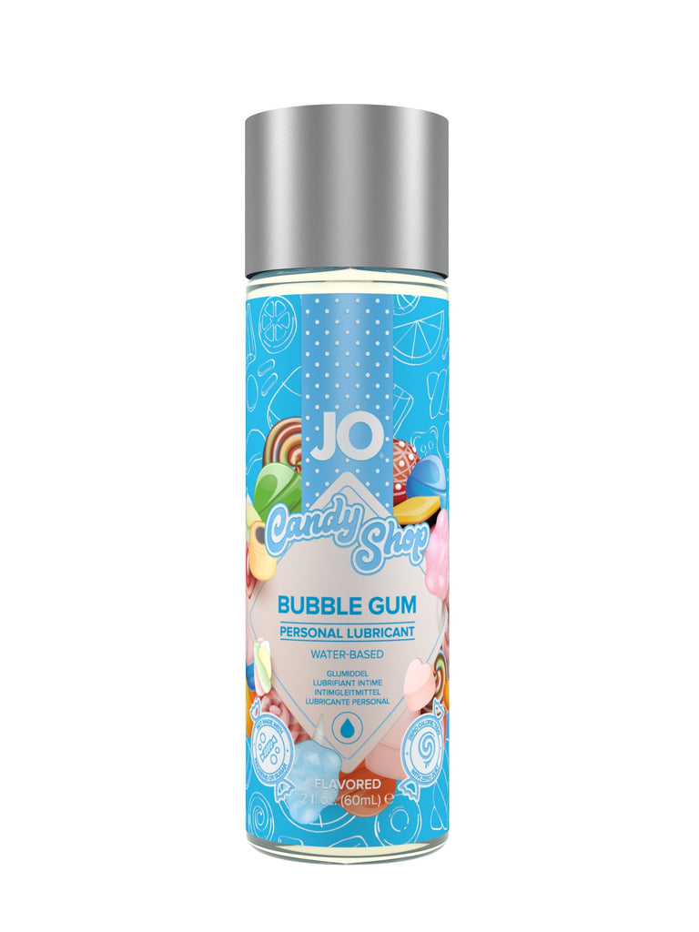 JO H2O - Bubblegum - Lubricant 2 Oz / 60 ml