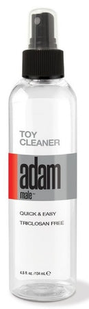 Adam Male Toy Cleaner Spray Bottle 134ml