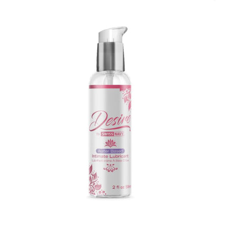 Desire Water Based Intimate Lubricant 2 oz