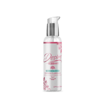 Desire Silicone Based Intimate Lubricant 2 oz