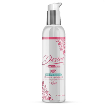 Desire Silicone Based Intimate Lubricant 4 oz