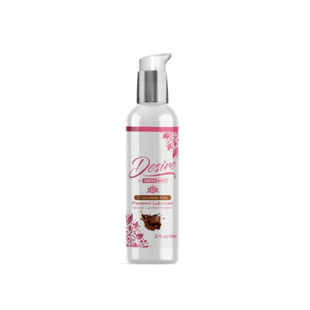 Desire Chocolate Kiss Flavoured Lubricant 2 oz