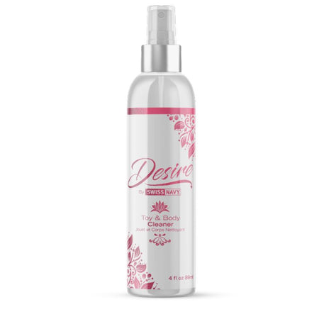 Desire Toy and Body Cleaner 4 oz