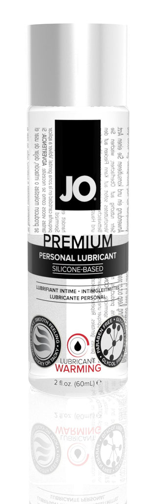 JO Premium Silicone Warming 2 Oz / 60 ml