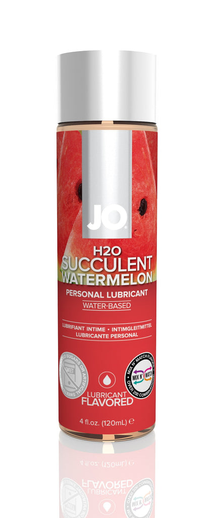 JO H2O Flavored Watermelon 4 Oz / 120 ml