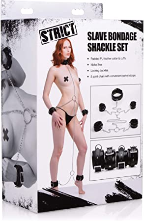 Slave Bondage Shackle Set