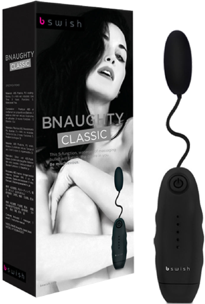 BNAUGHTY - Classic - Black