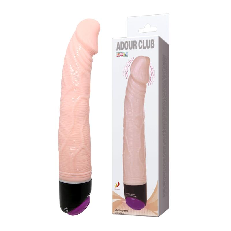 Adour Club Vibrator - Flesh
