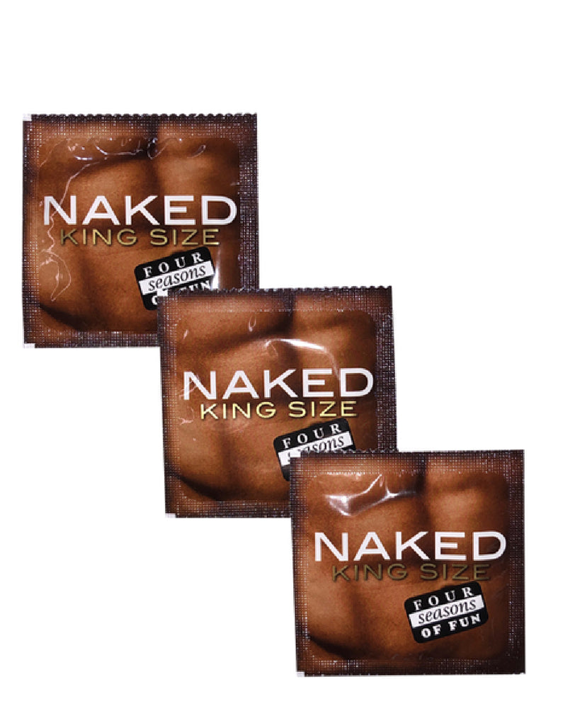 Naked King Size 144's