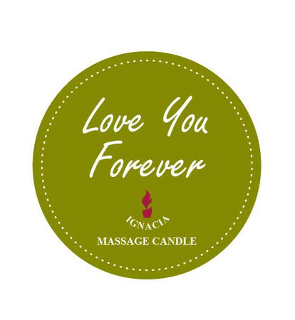 Massage Candle - Love You Forever 135g