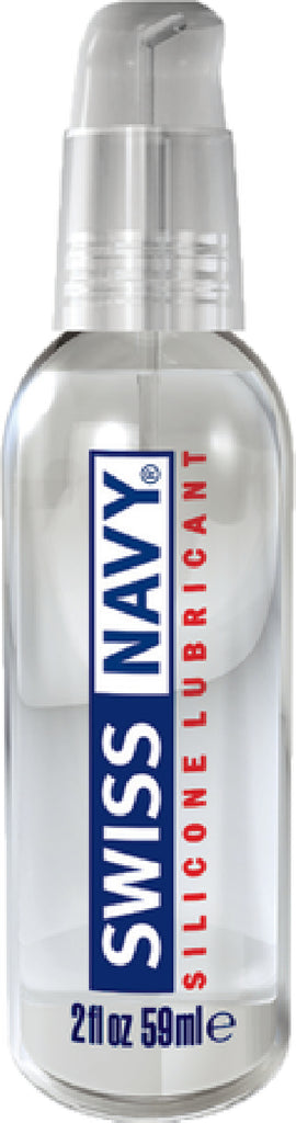 Swiss Navy Silicone Lubricant 2oz/59ml