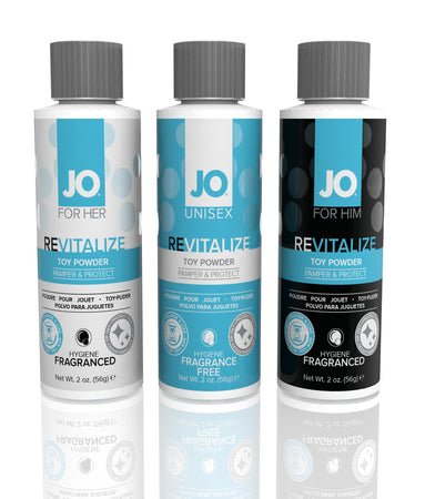 JO Revitalize Toy Powder (Unisex)