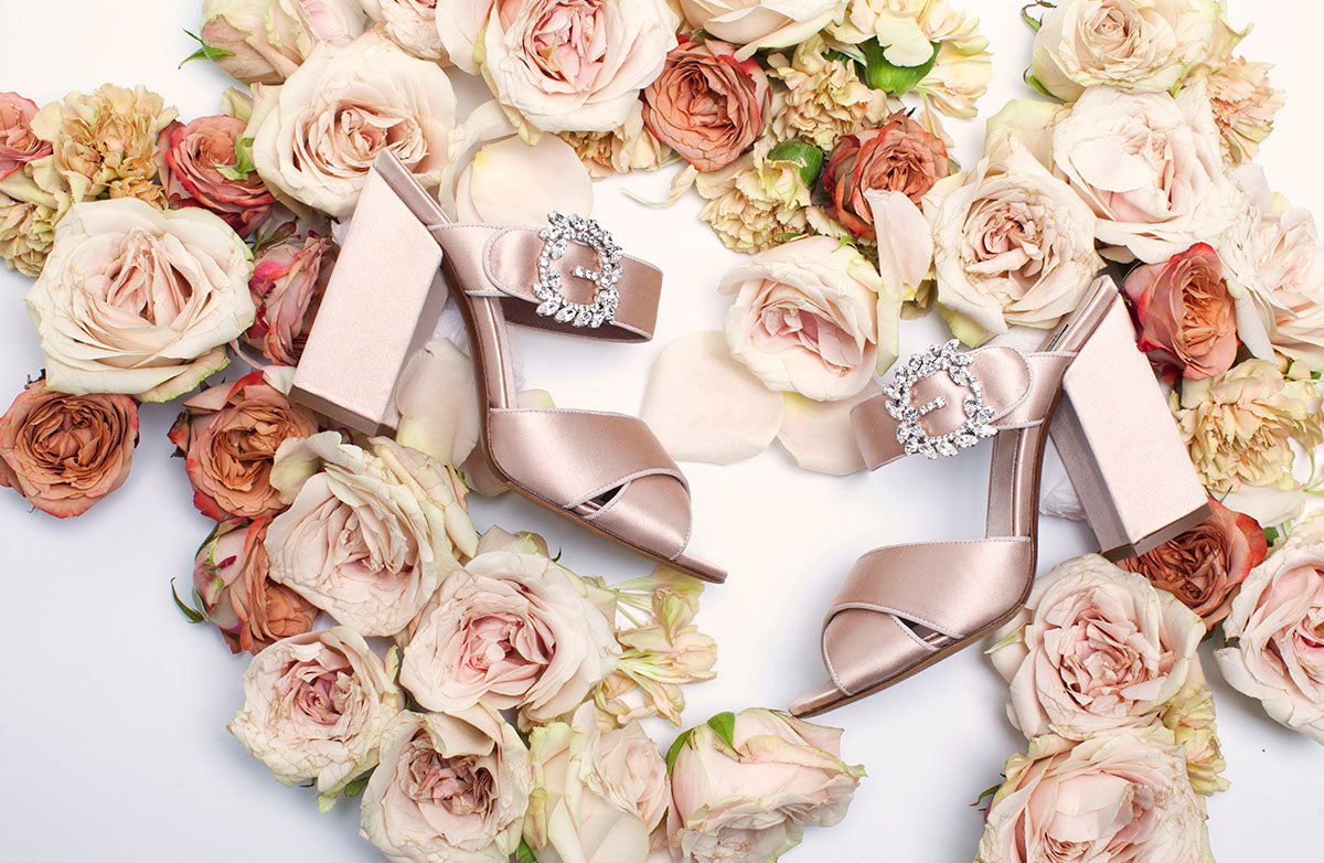 Bespoke Bridal Shoe Collection