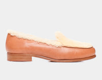 BLAKIE NATURAL SHEARLING