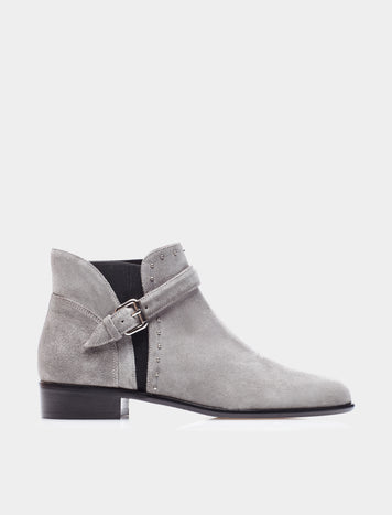 GIGI LIGHT GREY SPLITSUEDE