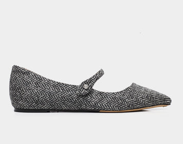 Hermione Grey Tweed