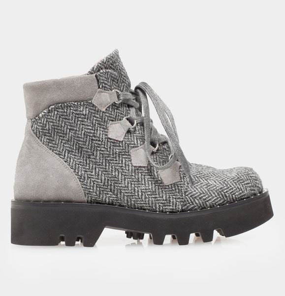 Neir Grey Tweed