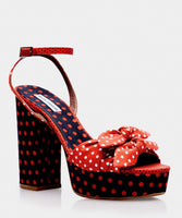 Jodie Polka Red/Black/White Polka Dots