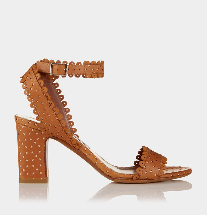 LETICIA TOFFEE CALF