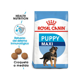 Royal Canin Maxi Puppy Dog Food - pet-club-india