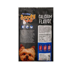 Super Bite Goody Bag Calcium Flavor Dog Treat 500 Gm - pet-club-india