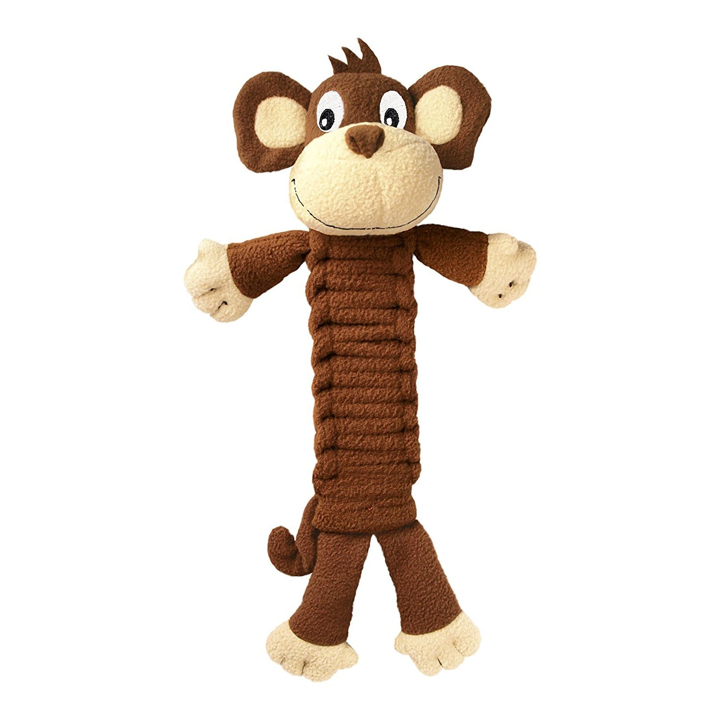 Kong Bendeez Monkey Dog Toy Large - pet-club-india