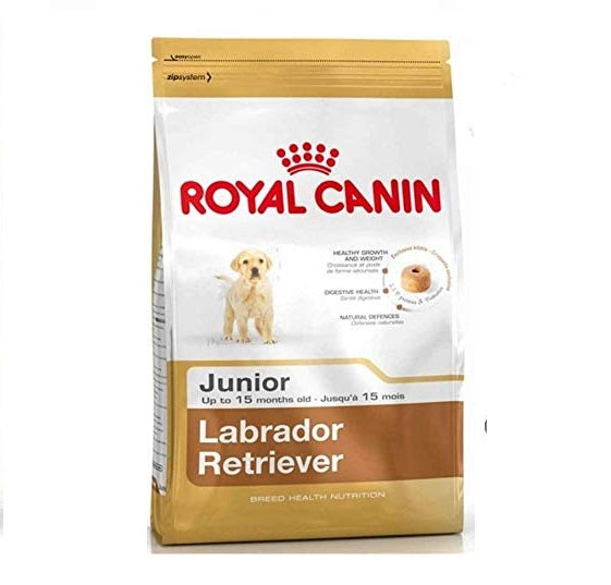 Royal Canin Labrador Retriever Junior Dog Food - pet-club-india