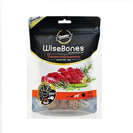 Gnawlers Wisebone Grain Free & Veg Coated Fresh Meat Bones  200 g - pet-club-india