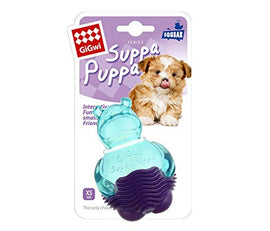 Gigwi Suppa Puppa Hippo Squeaky Dog Toy - pet-club-india