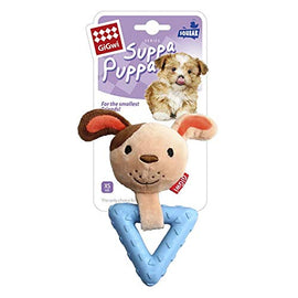 Gigwi Suppa Puppa Dog Squeaky Dog Toy - pet-club-india