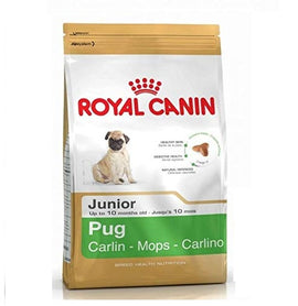 Royal Canin Pug Junior Dog Food - pet-club-india