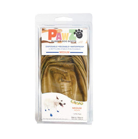 Pawz Camo Waterproof Dog Rubber Boots (Set of 12) - pet-club-india