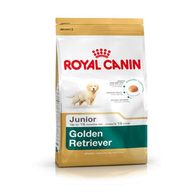 Royal Canin Golden Retriever Junior Dog Food - pet-club-india