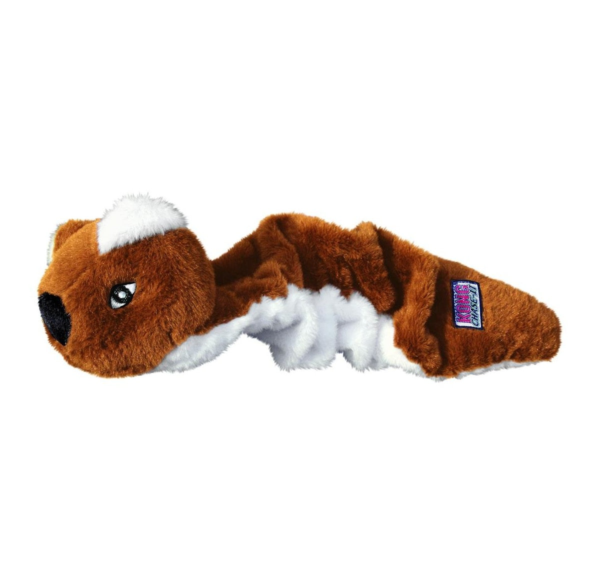 Kong Chase-it Squirrel Squeaky Dog Toy - pet-club-india