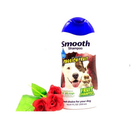 BBN All Natural Passion Fruit Smooth Dog Shampoo 500 ml - pet-club-india